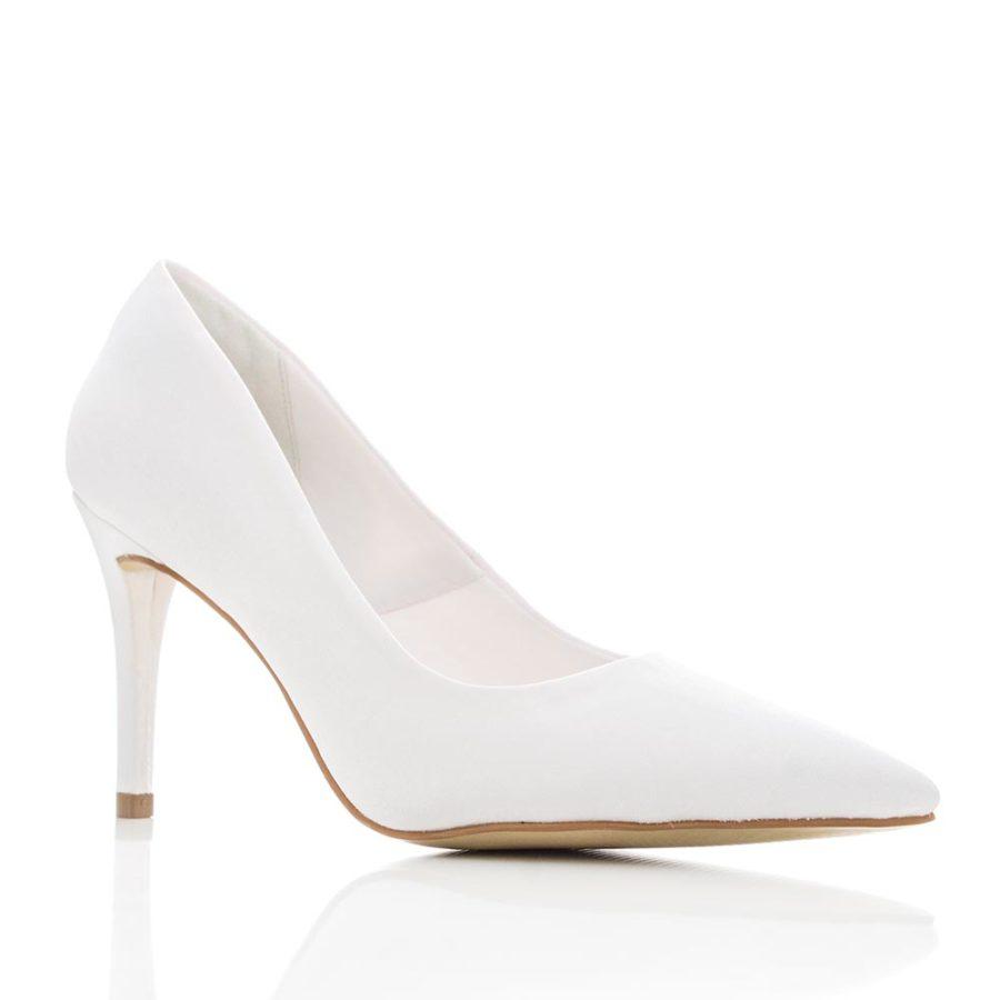 015f3f20d850d Sapato de Noiva Scarpin - Eden Branco - Santa Scarpa