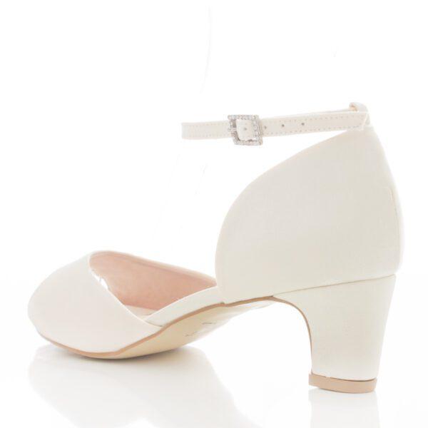 Sapato de Noiva e festa Off White EC3 Off White